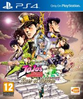 hra pro Playstation 4 Jojos Bizzare Adventure: Eyes of Heaven