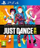 hra pro Playstation 4 Just Dance 2014