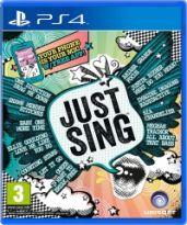 hra pre Playstation 4 Just Sing