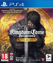 Kingdom Come: Deliverance CZ - Royal Edition (PS4) + darček nálepka