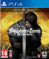 hra pre Playstation 4 Kingdom Come: Deliverance CZ (Special edition)