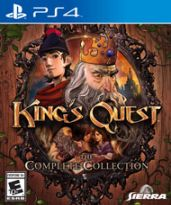 Kings Quest: Complete Collection HD (PS4)
