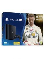 Příslušenství ke konzoli Playstation 4 Konzole PlayStation 4 Pro 1TB + FIFA 18