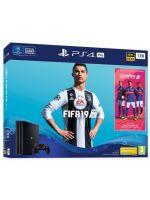 Príslušenstvo ku konzole Playstation 4 Konzola PlayStation 4 Pro 1TB + FIFA 19