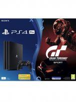 Příslušenství ke konzoli Playstation 4 Konzole PlayStation 4 Pro 1TB + Gran Turismo Sport