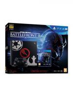 Příslušenství ke konzoli Playstation 4 Konzole PlayStation 4 Pro 1TB Limited Edition + SW: Battlefront II