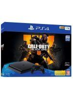 Príslušenstvo ku konzole Playstation 4 Konzola PlayStation 4 Slim 1TB + Call of Duty: Black Ops 4