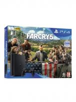 hra pro Playstation 4 Konzole PlayStation 4 Slim 1TB + Far Cry 5