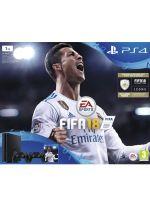 Příslušenství ke konzoli Playstation 4 Konzole PlayStation 4 Slim 1TB + FIFA 18 + 2x ovladač