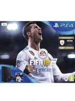 Příslušenství ke konzoli Playstation 4 Konzole PlayStation 4 Slim 1TB + FIFA 18