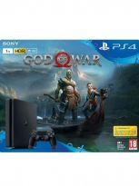 Príslušenstvo ku konzole Playstation 4 PlayStation 4 Slim 1TB + God of War