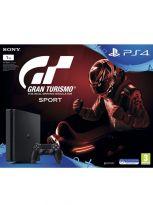 Príslušenstvo ku konzole Playstation 4 PlayStation 4 Slim 1TB + Gran Turismo Sport