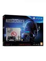 Příslušenství ke konzoli Playstation 4 Konzole PlayStation 4 Slim 1TB Limited Edition + SW: Battlefront II
