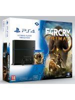 Pr�slu�enstvo ku konzole Playstation 4 PlayStation 4 (Ultimate Player 1TB Edition) - hern� konzola (1000GB) + Far Cry: Primal CZ