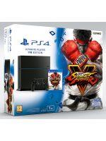 Příslušenství ke konzoli Playstation 4 PlayStation 4 (Ultimate Player 1TB Edition) - herní konzole (1000GB) + Street Fighter V