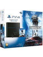 Príslušenstvo ku konzole Playstation 4 PlayStation 4 (Ultimate Player 1TB Edition) - herná konzola (1000GB) + Star Wars: Battlefront
