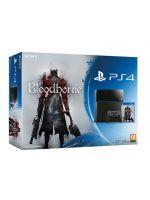 Príslušenstvo ku konzole Playstation 4 PlayStation 4 - herná konzola (500GB) + Bloodborne