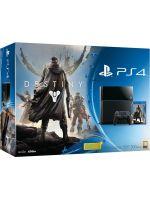 Príslušenstvo ku konzole Playstation 4 PlayStation 4 - herná konzola (500GB) + Destiny