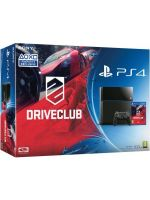Príslušenstvo ku konzole Playstation 4 PlayStation 4 - herná konzola (500GB) + Drive Club