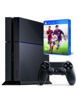 Príslušenstvo ku konzole Playstation 4 PlayStation 4 - herná konzola (500GB) + FIFA 15