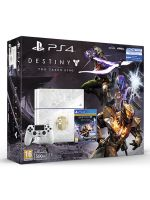 Príslušenstvo ku konzole Playstation 4 PlayStation 4 - herná konzola (500GB) (ľadovo biela) + Destiny: The Taken King