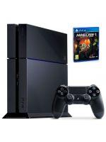 Príslušenstvo ku konzole Playstation 4 PlayStation 4 - herná konzola (500GB) + Minecraft