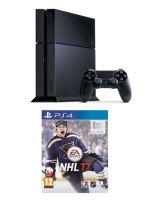 Příslušenství ke konzoli Playstation 4 PlayStation 4 - herní konzole (500GB) + NHL 17