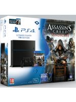 Pr�slu�enstvo ku konzole Playstation 4 PlayStation 4 (Ultimate Player 1TB Edition) - hern� konzola (1000GB) + AC: Syndicate CZ + Watch Dogs CZ