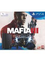 Příslušenství ke konzoli Playstation 4 PlayStation 4 Slim - herní konzole (1TB) + Mafia III CZ