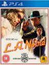 hra pro Playstation 4 L.A. Noire