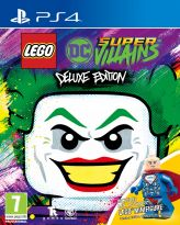 hra pre Playstation 4 LEGO DC Super-Villains - Deluxe Edition