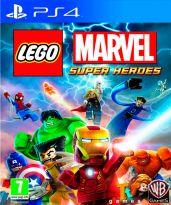 hra pre Playstation 4 LEGO: Marvel Super Heroes