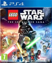hra pro Playstation 4 Lego Star Wars: The Skywalker Saga