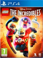 hra pro Playstation 4 LEGO The Incredibles