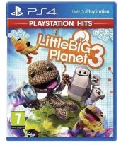 hra pro Playstation 4 LittleBIGPlanet 3