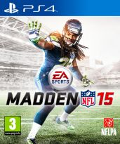 hra pro Playstation 4 Madden NFL 15