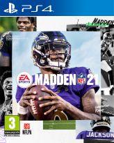 hra pro Playstation 4 Madden NFL 21
