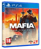 hra pro Playstation 4 Mafia: Definitive Edition