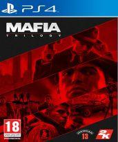 hra pro Playstation 4 Mafia Trilogy CZ