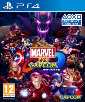 hra pre Playstation 4 Marvel vs. Capcom: Infinite