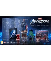 Marvels Avengers - Earths Mightiest Edition CZ (PS4) + darček tričko