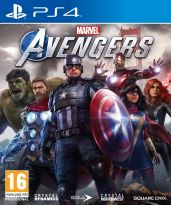 Marvels Avengers CZ (PS4)