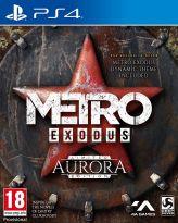 hra pro Playstation 4 Metro: Exodus - Aurora Limited Edition