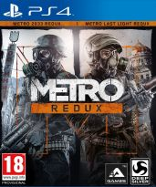 hra pro Playstation 4 Metro Redux EN