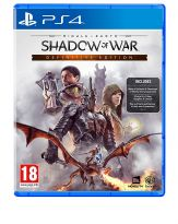 hra pre Playstation 4 Middle-Earth: Shadow of War - Definitive Edition