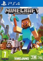 Minecraft - Bedrock Edition (PS4)