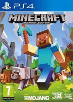 hra pro Playstation 4 Minecraft - Bedrock Edition