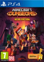 Minecraft Dungeons - Hero Edition (PS4)