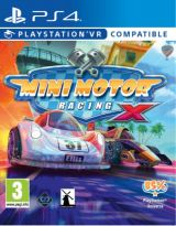 hra pre Playstation 4 Mini Motor Racing X