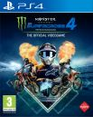 hra pro Playstation 4 Monster Energy Supercross 4